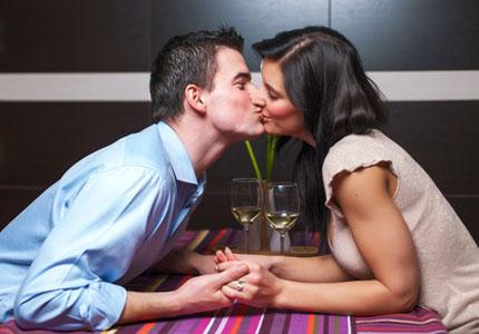 Découvrir le baiser appuyé